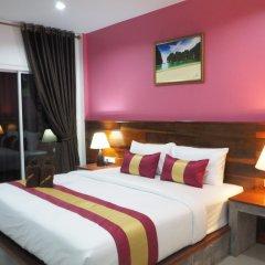 Отель Hatzanda Lanta Resort 3* Номер Делюкс фото 5