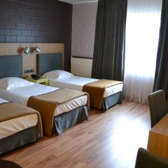 Hotel Eurocap 2* Стандартный номер с различными типами кроватей