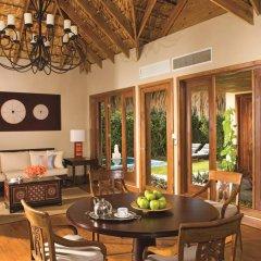Отель Zoetry Agua Punta Cana All Inclusive 5* Вилла с различными типами кроватей