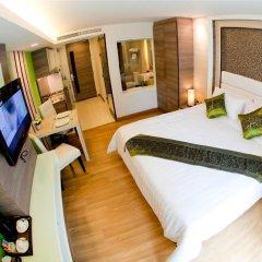 Отель Privacy Suites 4* Люкс повышенной комфортности фото 14