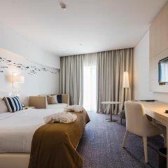 Отель MH Peniche 4* Люкс разные типы кроватей фото 11