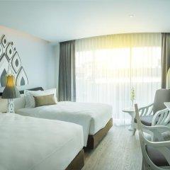 Anajak Bangkok Hotel 4* Стандартный номер с различными типами кроватей фото 3