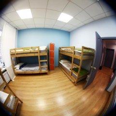 Fantomas Hostel Кровать в общем номере двухъярусные кровати