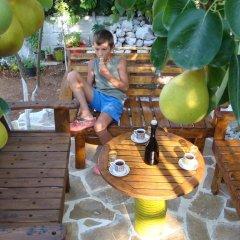 Отель Villa M Cako Албания, Ксамил - отзывы, цены и фото номеров - забронировать отель Villa M Cako онлайн бассейн фото 2