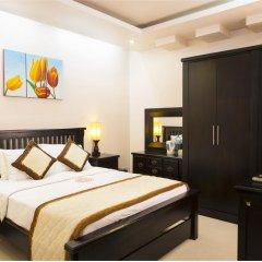Апартаменты Thao Nguyen Apartment Стандартный номер с различными типами кроватей