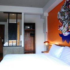 Отель Cacha Hotel Таиланд, Бангкок - 1 отзыв об отеле, цены и фото номеров - забронировать отель Cacha Hotel онлайн сейф в номере