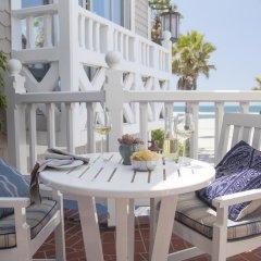 Отель Shutters On The Beach Санта-Моника балкон