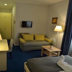 Гостиница Ajur 3* Стандартный номер 2 отдельными кровати