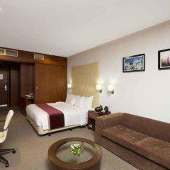 Гостиница DoubleTree by Hilton Novosibirsk 4* Студия разные типы кроватей фото 2
