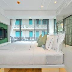 Отель Riva Arun Bangkok 4* Улучшенный номер с различными типами кроватей фото 7
