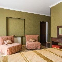 Гостиница Пальма 2* Улучшенный номер разные типы кроватей фото 7
