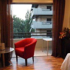 Отель Athens Habitat 3* Полулюкс с различными типами кроватей