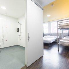 Euro Hostel Glasgow Стандартный номер с двуспальной кроватью фото 3