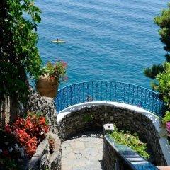 Hotel Villa San Michele Равелло приотельная территория