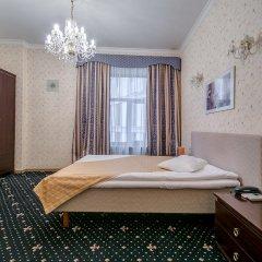 Мини-Отель Библиотека Стандартный номер с различными типами кроватей фото 7
