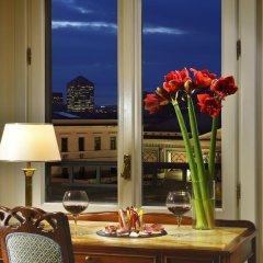 Hotel Continental Genova 4* Представительский номер с различными типами кроватей фото 8