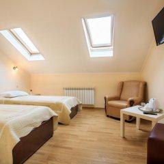 Гостиница Аист 2* Стандартный номер с двуспальной кроватью фото 7