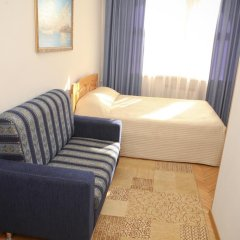 Гостиница Планета Люкс 4* Номер Комфорт с различными типами кроватей фото 2