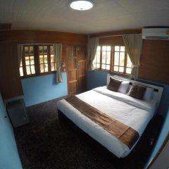 Отель Lanta Valom Hideaway Ланта сейф в номере