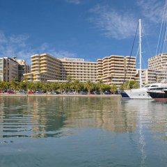 Отель Meliá Palma Marina 4* Стандартный номер с различными типами кроватей фото 4