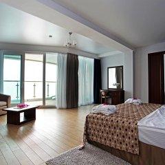 Hotel SANREMO by UNDERSUN 3* Апартаменты Премиум с разными типами кроватей фото 6