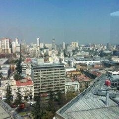 Отель RQ Santiago балкон