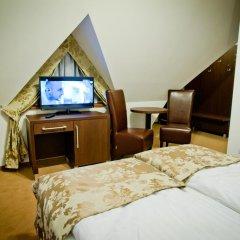 Отель Apartamenty Rubin Стандартный номер с различными типами кроватей фото 7