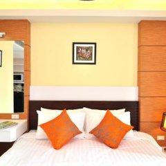 Отель Phuket Jula Place 3* Стандартный номер с различными типами кроватей фото 9