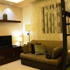 Nadine Boutique Hotel 3* Кровать в общем номере с двухъярусной кроватью фото 4