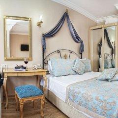 Pashas Princess Hotel - All Inclusive - Adult Only 4* Стандартный номер с различными типами кроватей фото 4