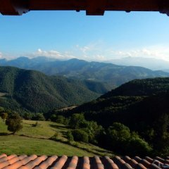 Отель Posada Torcaz балкон