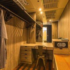 Siam@Siam Design Hotel Bangkok 4* Номер Делюкс с двуспальной кроватью фото 6