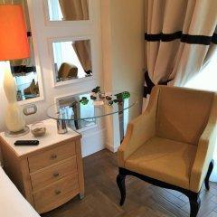 Erbavoglio Hotel 4* Улучшенный номер двуспальная кровать фото 8