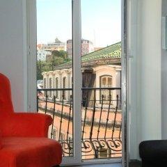 Отель Gloria Design Suites балкон
