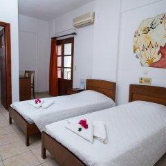 Отель Maistros Village 4* Стандартный номер с различными типами кроватей фото 7