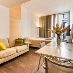 Апартаменты Glamour Apartments комната для гостей фото 2