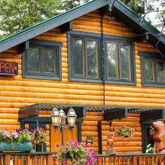 Отель Mountain River Lodge гостиничный бар