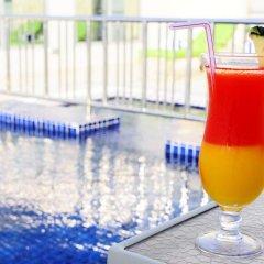 Отель Monaco Hotel ОАЭ, Дубай - отзывы, цены и фото номеров - забронировать отель Monaco Hotel онлайн бассейн фото 2