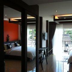 Отель Chalong Mansion 2* Студия с различными типами кроватей фото 5