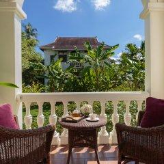 Отель The Luang Say Residence 4* Люкс с различными типами кроватей фото 5