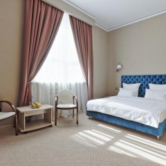 Гостиница Фортис 3* Стандартный номер с двуспальной кроватью фото 2