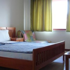 Отель Sunny Beach Holiday Villa Kaliva комната для гостей