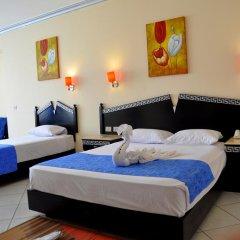 Отель King Tut Aqua Park Beach Resort - All Inclusive комната для гостей фото 4