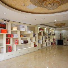 Отель Guangdong Oversea Chinese Hotel Китай, Гуанчжоу - отзывы, цены и фото номеров - забронировать отель Guangdong Oversea Chinese Hotel онлайн интерьер отеля фото 3