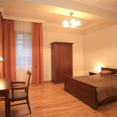 Отель Slunecni Lazne Улучшенные апартаменты фото 7