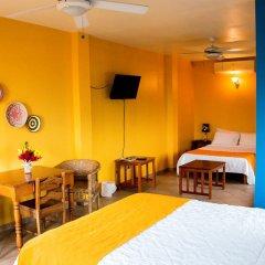 Hotel Maya Vista 3* Стандартный номер с 2 отдельными кроватями фото 4