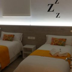 Отель Pension El Puerto Стандартный номер с различными типами кроватей фото 13