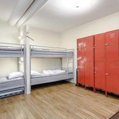 City Hostel Кровать в общем номере