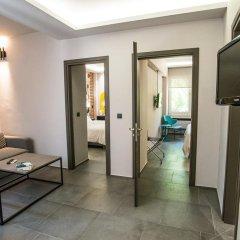 Palmyra Beach Hotel 4* Номер Делюкс с различными типами кроватей фото 2