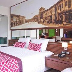 Отель The Par Phuket 3* Номер Делюкс с различными типами кроватей фото 3